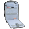 View Image 8 of 10 of Zoom Guardian Convertible Laptop Backpack - Embroidered