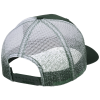 View Extra Image 2 of 2 of Richardson Printed Mesh Back Trucker Cap - OMBRE