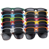 View Image 2 of 2 of Colorblock Sunglasses