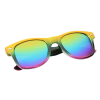 View Image 2 of 3 of Metallic Rainbow Sunglasses