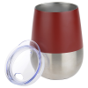 View Extra Image 1 of 1 of Bel Vino Vacuum Wine Cup - 10 oz.