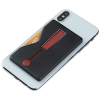 View Image 4 of 7 of Slider Loop RFID Phone Wallet and Stand