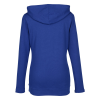 View Extra Image 1 of 2 of adidas Lifestyle Side Stripe Hoodie - Ladies'