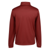 View Extra Image 1 of 2 of adidas Performance Knit 1/4-Zip Pullover