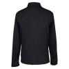 View Extra Image 1 of 2 of adidas Melange 1/4-Zip Pullover - Men's