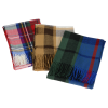 View Image 2 of 2 of Manchester Fringed Throw Blanket