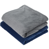 View Image 2 of 3 of Field & Co. Corduroy Sherpa Blanket