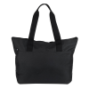 View Extra Image 2 of 2 of Parkland Fairview Zippered Laptop Tote - 24 hr