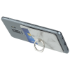 View Image 2 of 7 of Leeman Marble Smartphone Wallet with Ring Phone Stand