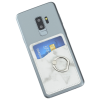 View Image 3 of 7 of Leeman Marble Smartphone Wallet with Ring Phone Stand