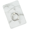 View Image 7 of 7 of Leeman Marble Smartphone Wallet with Ring Phone Stand