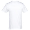 View Extra Image 2 of 2 of American Apparel Organic Jersey T-Shirt - Men's - White