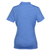 View Extra Image 1 of 2 of adidas Melange Polo Shirt - Ladies'