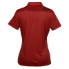 View Extra Image 1 of 2 of adidas Performance 3-Stripe Polo - Ladies'
