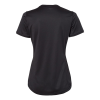 View Extra Image 1 of 1 of adidas Performance Sport T-Shirt - Ladies' - Embroidered