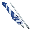 View Extra Image 1 of 3 of Patio Umbrella - 78 inches Arc - Two Tone