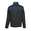 View Extra Image 1 of 2 of Storm Creek Diamond Fleece 1/4-Zip Pullover - Men's