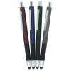 View Extra Image 3 of 4 of Allister Soft Touch Stylus Metal Pen - 24 hr