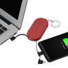 View Extra Image 3 of 6 of Hideaway Duo Charging Cable Keychain
