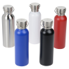 View Image 3 of 3 of Ria Stainless Bottle - 26 oz.