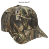 View Extra Image 5 of 10 of Camouflage Structured Panel Cap