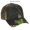 View Extra Image 8 of 10 of Camouflage Structured Panel Cap