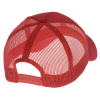 View Extra Image 1 of 2 of Solid Twill Mesh Back Cap