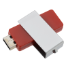 View Extra Image 2 of 4 of Route Swivel USB Flash Drive - 2GB