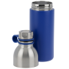 View Extra Image 2 of 3 of Koln Vacuum Insulated Dual Bottle - 20 oz.