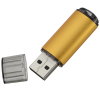 View Image 3 of 4 of Rolly USB Flash Drive - 2GB - 24 hr
