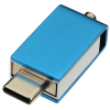 View Extra Image 2 of 5 of Hayes Swivel USB-C Flash Drive - 8GB