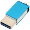 View Extra Image 3 of 5 of Hayes Swivel USB-C Flash Drive - 8GB