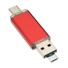 View Extra Image 4 of 5 of Luna USB-C Flash Drive - 2GB