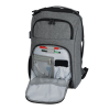 View Extra Image 3 of 4 of RFID Laptop Backpack - 24 hr