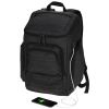 View Image 4 of 5 of Whitby Laptop Backpack with USB Port