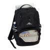 """View Extra Image 1 of 2 of High Sierra Swoop 15"""" Laptop Backpack - Embroidered"""
