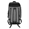 View Extra Image 2 of 6 of Graphite Convertible Duffel Backpack