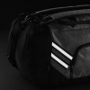 View Extra Image 6 of 6 of Graphite Convertible Duffel Backpack