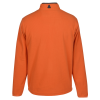 View Extra Image 1 of 2 of Antigua Glacier Waffle Fleece 1/4-Zip Pullover - Men's