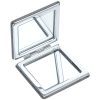 View Extra Image 3 of 4 of Heathered Square Mirror - 24 hr