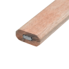 View Extra Image 2 of 2 of Natural Finish Carpenter Pencil - 24 hr