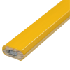 View Extra Image 3 of 3 of Hard Lead Enamel Finish Carpenter Pencil