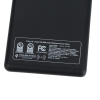 View Extra Image 3 of 4 of Polar Qi Wireless Power Bank - 4000 mAh