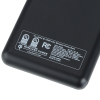 View Extra Image 3 of 3 of Light-Up Logo Qi Wireless Power Bank - 10,000 mAh - 24 hr