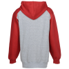View Extra Image 1 of 2 of Badger Sport Colorblock Hoodie