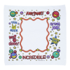View Extra Image 1 of 1 of Super Kid Color Me Bandana - Wow Words