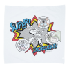 View Extra Image 1 of 1 of Super Kid Color Me Bandana - Superhero
