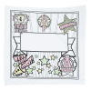 View Extra Image 1 of 1 of Super Kid Color Me Bandana - Sports Fun