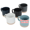 View Image 2 of 2 of Clay Coffee Mug - 11 oz.