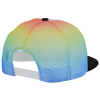View Extra Image 1 of 1 of Rainbow Trucker Hat